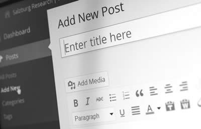 Pflege mit Wordpress